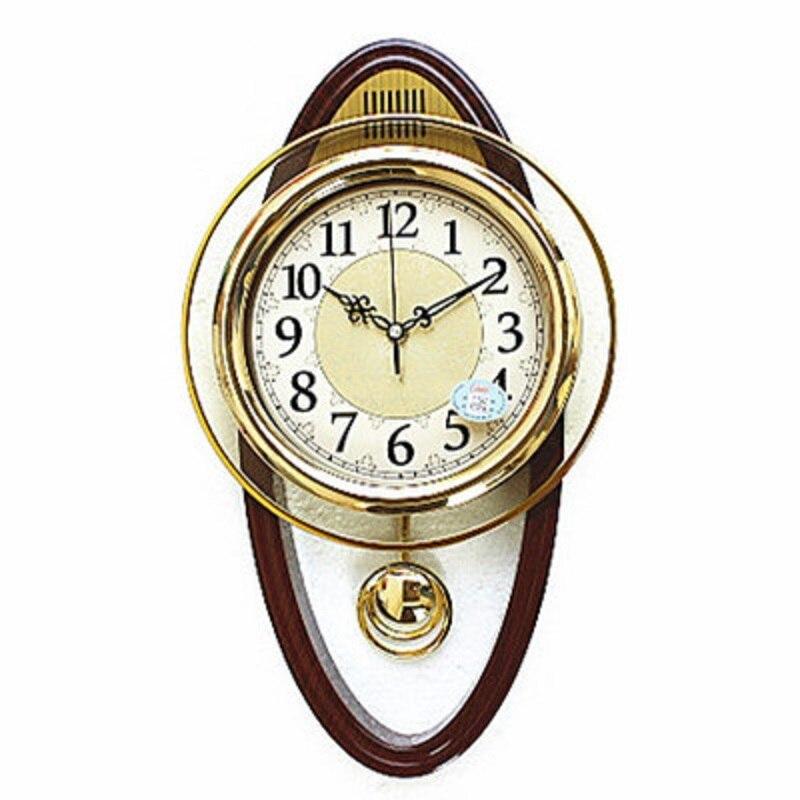 14 Inches Wall Clock Saat Clock Reloj Relogio De Parede Duvar Saati Retro Swing Wall Clocks Horloge Murale Relogio De Parede