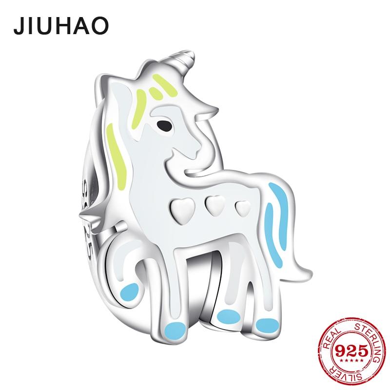 charm unicorno pandora
