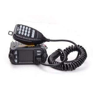 Image 2 - 100% Original QYT KT 8900D Auto Radio 200 Kanäle VHF/ UHF FM Fahrzeug Montiert Radio Transceiver Walkie Talkie