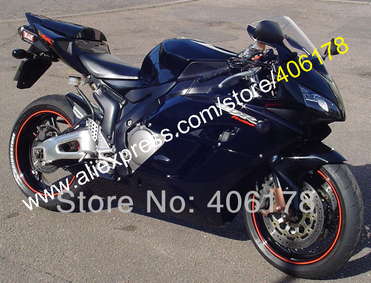 Hot Sales,Full color ABS Fairing For Honda CBR1000RR 2004 2005 CBR1000 RR CBR 1000RR 04 05 Moto Body Kit (Injection molding)