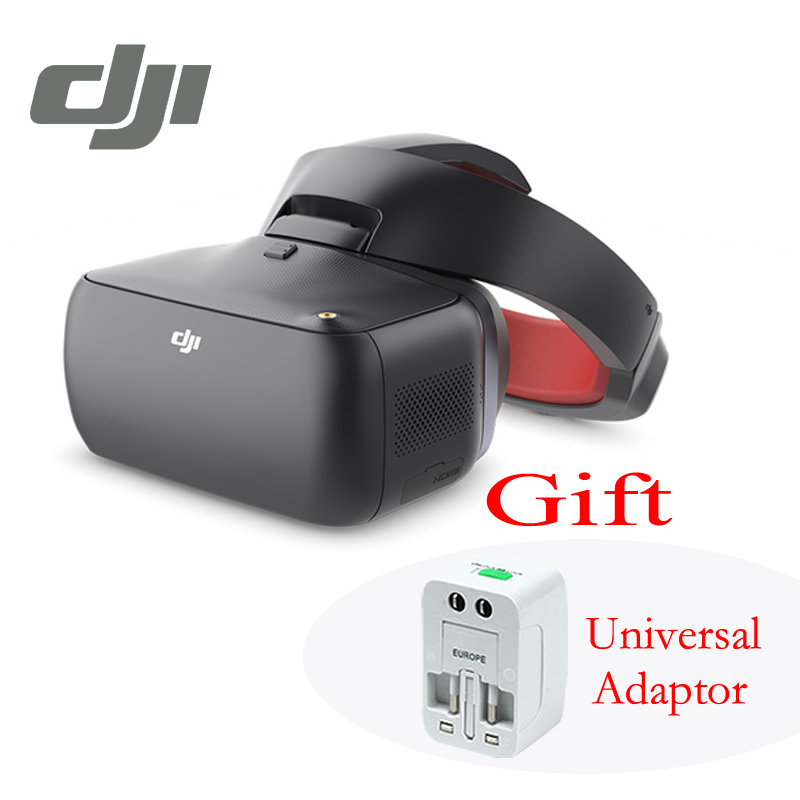 DJI Google Goggles RE Racing Edition Upgraded FPV HD VR Glasses for DJI Spark Mavic Pro Phantom 4 Pro Inspire 2 Drone Racing