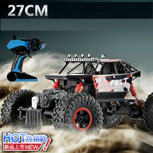 2 4G Rock Crawlers RC Car 4WD Rock Climber Waterproof Remote Control Car Off Road Vehicle
