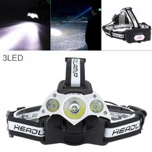20W LED Headlight 800LM Headlamp Waterproof Zoom Fishing Headlight Torch Flashlight with 2x18650 Li-ion Battery with USB Cable portable zooming xml t6 led headlamp waterproof zoom fishing headlights camping hiking flashlight with usb cable