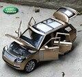 Бесплатная доставка прохладный 1/24 для land rover автомобилей die-cast модель сплава модели игрушечных автомобилей акустооптических открыть warrior toys packed in коробка