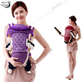 Baby Carrier Cotton Infant Backpack Bag Kid Carriage Baby Wrap Sling Wrap Suspenders 3-36 Months Breastfeeding Cotton Hipseat