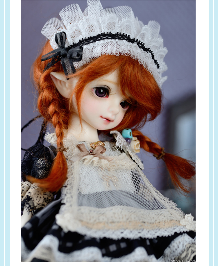 luodoll Bjd doll sd dolls 1 / 6Aileendoll camellia unicorn carnival dolls to send cotton pad (include makeup and eyes) luodoll bjd doll sd doll 6 points female baby ramcube ravi yosd 1 6 joint doll doll include makeup and eyes