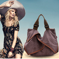 Women all-match cowboy hippie street style fashion lady lazy pillow bags Vintage Canvas women bag School Shoulder Messenger Bag