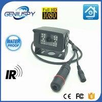 Chất Lượng cao CCTV IP66 Chống Nước 2.0MP Ngoài Trời 1080 P Full HD IP Camera An Ninh Cho Xe Survillance Hỗ Trợ Onvif P2P