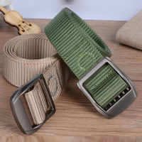 TG New Arrival Men S Canvas Belt Buckle Military Belt Army Tactical Belts For Male