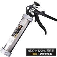 Hot Selling Glass Glue Adhesive Glue Gun Gun 300 Ml Pressure Tool