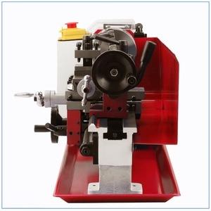 Image 5 - Fırçasız Motor Mini torna 650w Mini torna makinesi metal işleme dijital ekran