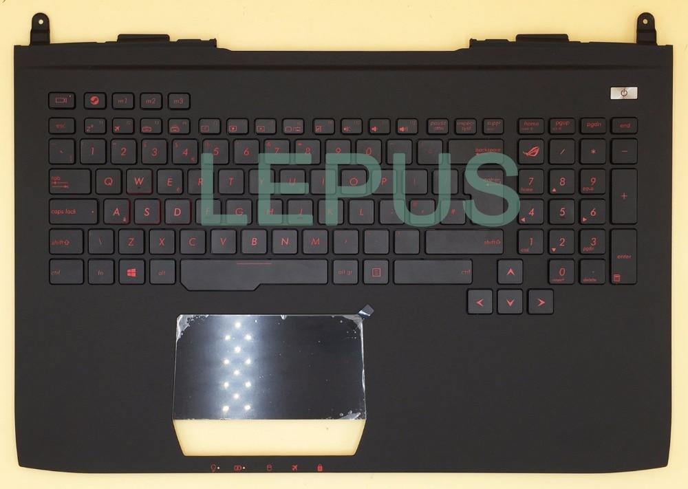 Новости клавиатура для ASUS ROG 751J G751 G751JY G751JT G751JM русская/английская/словенская/Сборная