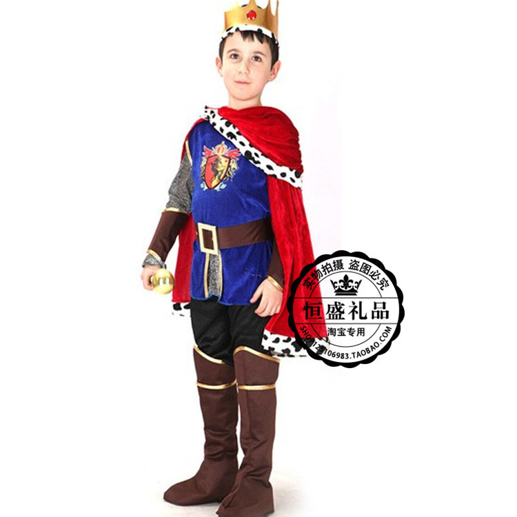Toddler Halloween Costumes 3 4 5 6 7 8 9 10 11 12 Years Halloween Outfits  For Boys 2018 Kids Clothes King Birthday Clothing Gift In Clothing Sets  From ...