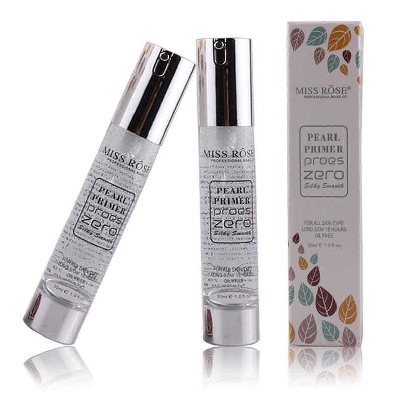 30ml Natural Professional Makeup Nude Face Base Primer Foundation Moisturizer Cream Eye Shadow Primer Gel Cosmetics Maquiagem 1