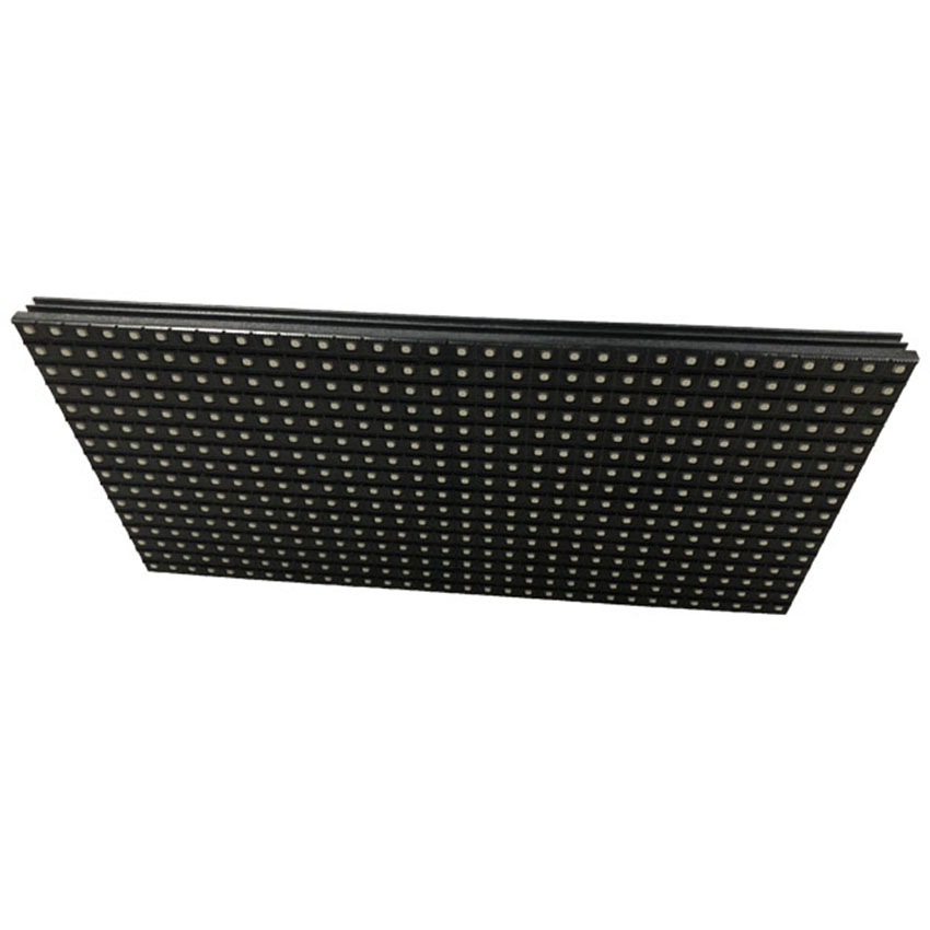 High Definition 32*16dots 320*160mm P10 Full Color Led Module For Outdoor RGB Led Display Screen