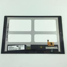 Nouveau écran lcd + Tactile Digitizer Écran Assemblée pour Lenovo Yoga Tablet 2 1050 1050F 1050LC 1050L