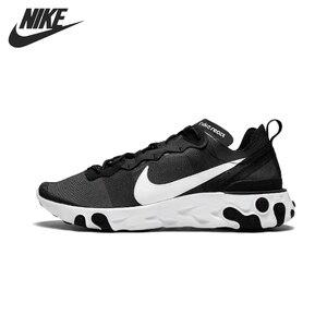 Image 1 - Ban Đầu Mới Xuất Hiện Nike Phản Ứng Nguyên Tố 55 Bộ Nam Sneakers
