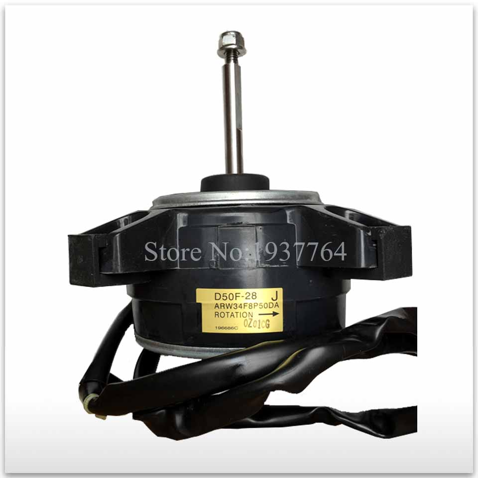 new for Air conditioning motor D50X-28 D50N-28 D50F-28 RXD35FV2C RXD35HV2C good working цена 2017