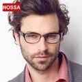 NOSSA New Designer TR90 Ultral Light Glasses Frame Korea Myopia Spectacle Frames Men's Quality Goggles