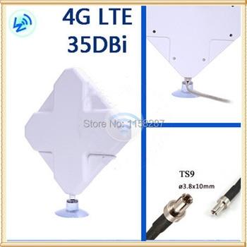 2PCS  4G 35DBI TS9connector external  Antenna for USB Modems/router  Huawei E5776 E589 E8278 E8372 jinyushi for me909u 521 2pcs antenna usb transfer card 100% new