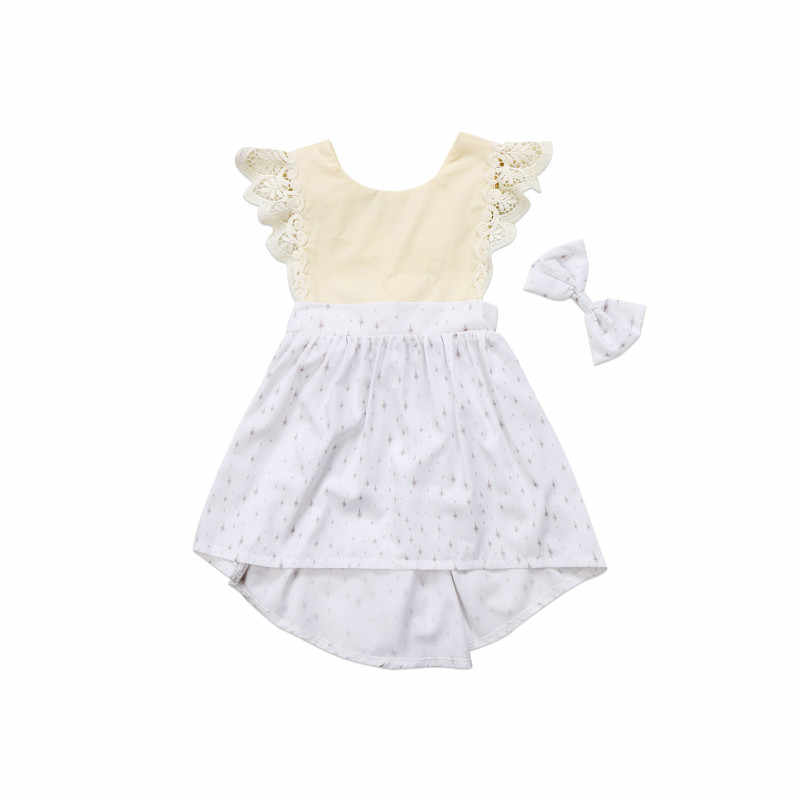 eed49a54b9e3 ... Sister Family Matching Christmas Dress Romper Outfits Christmas Kids  Baby Girls Xmas Lace Romper Dress Party ...