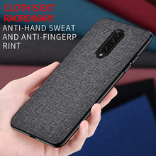 Eqvvol Ultra Thin Fabric Canvas Case For OnePlus