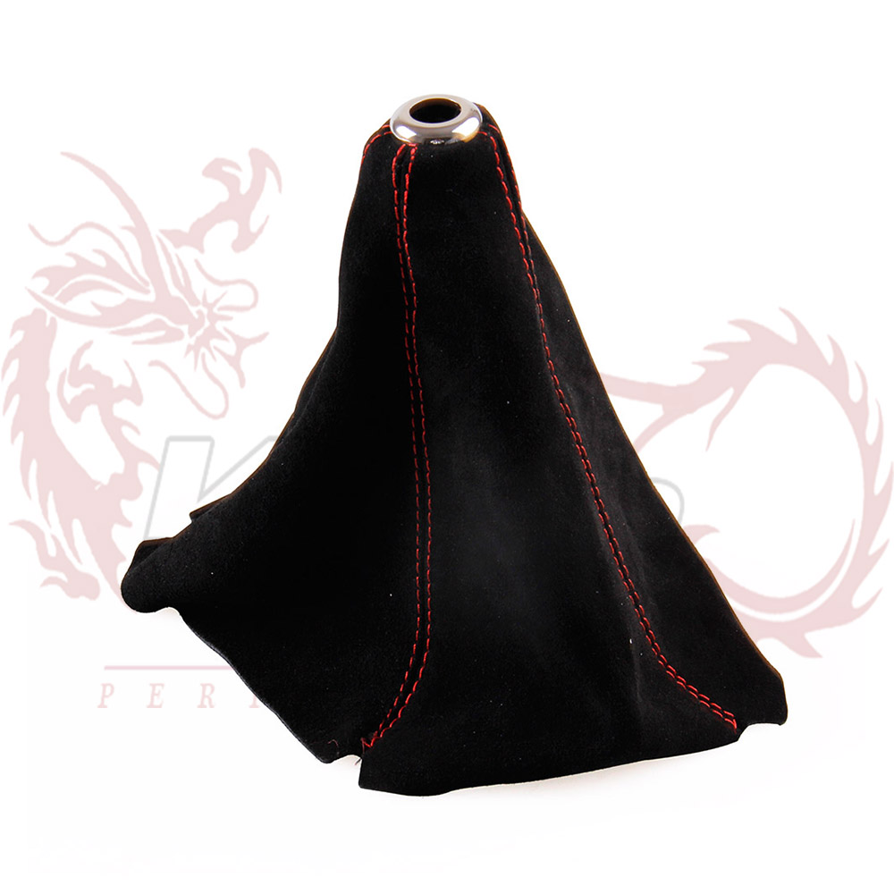 GEAR GAITER RED SUEDE