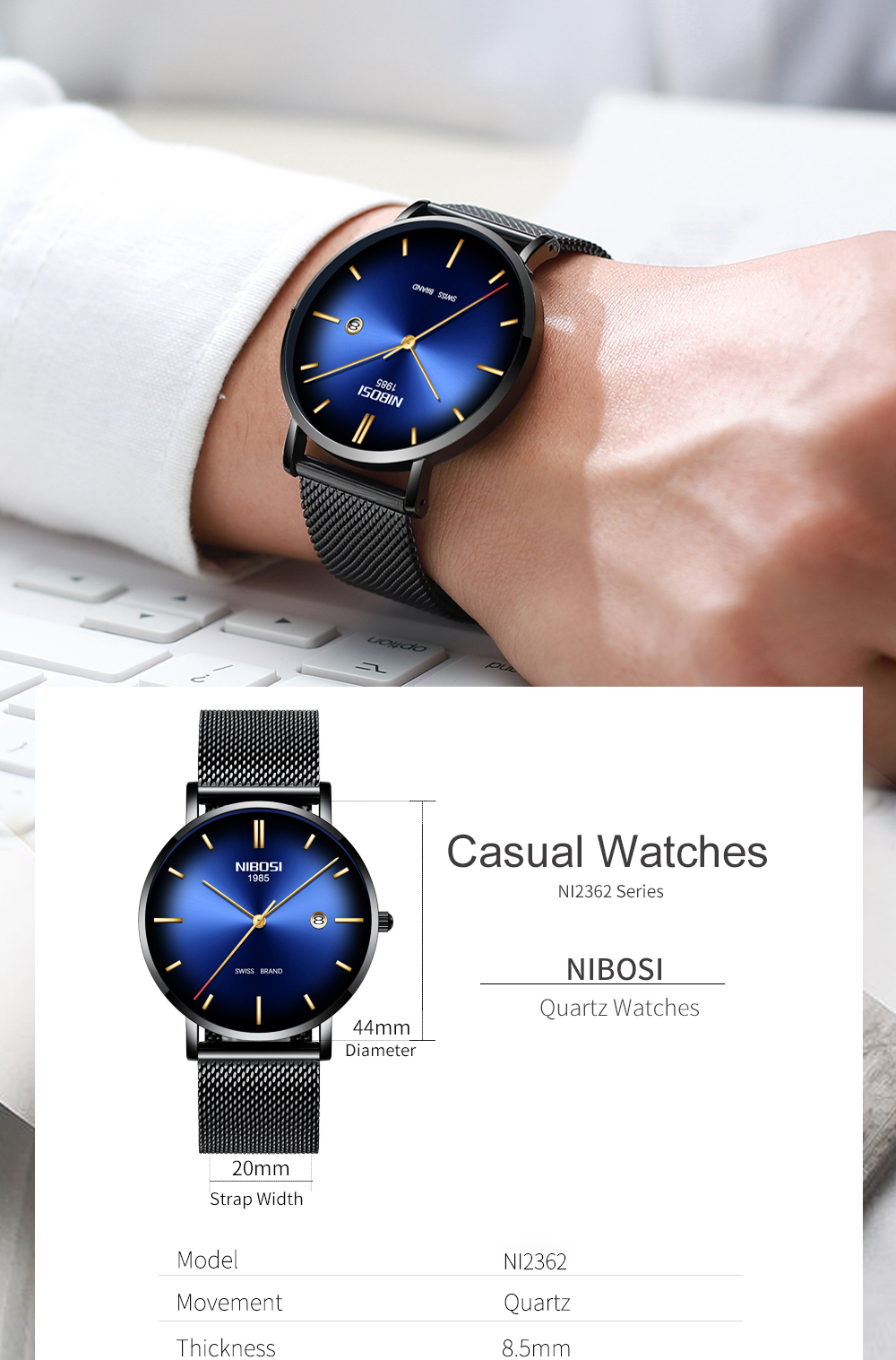HTB1ewfGaynrK1Rjy1Xcq6yeDVXak NIBOSI Watch Men Simple Fashion Swiss Brand Quartz Watch Luxury Creative Waterproof Date Casual Men Watches Relogio Masculino