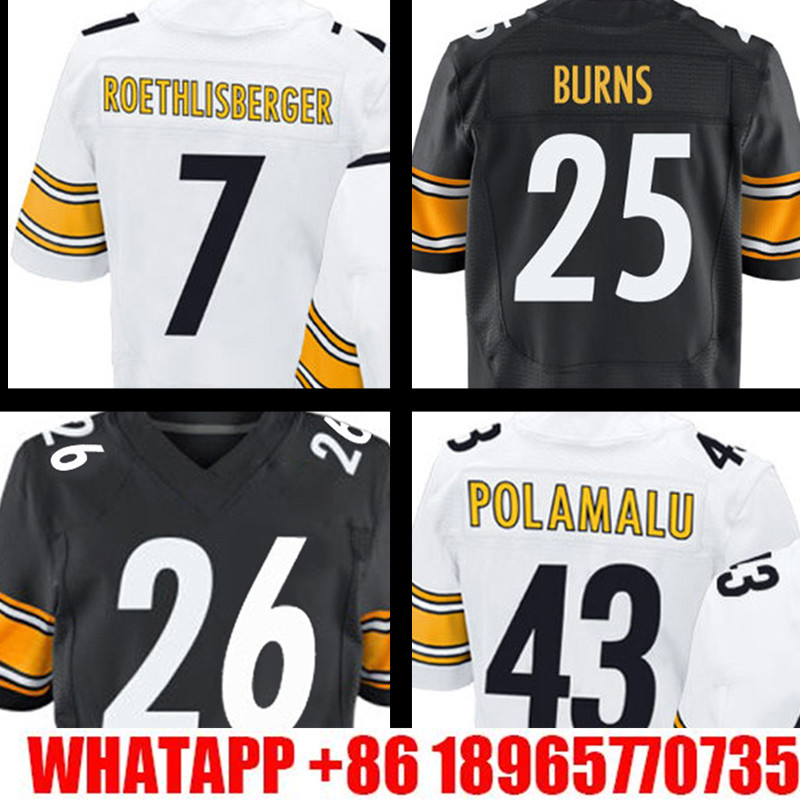 artie burns stitched jersey