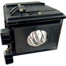 Bp96 00826a bp9600826a lâmpada do projetor de substituição com habitação para samsung tv de projeção traseira