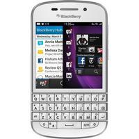 BlackBerry Q10 QWERTY, Dual Band, GB 16 de Memoria Interna, 2gb Ram. Color White (White), Screen 3,1 , Camer