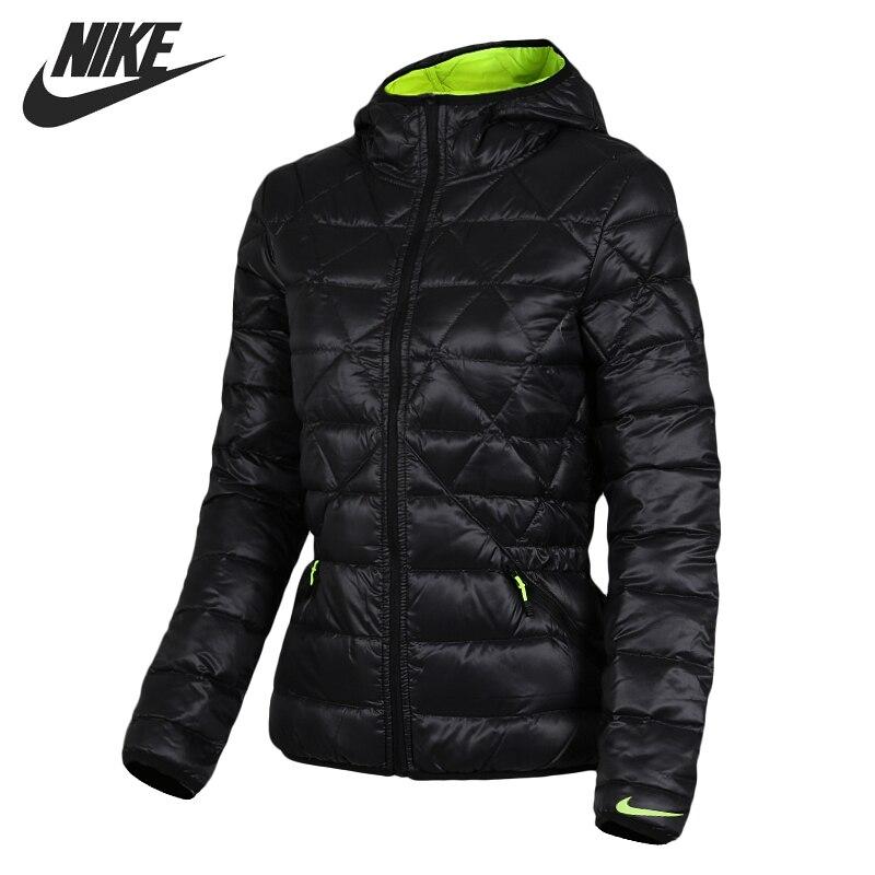 Original New Arrival NIKE Women's Down Coat Hiking Down Sportswear original nike women s down coat vest warm down jacket sportswear