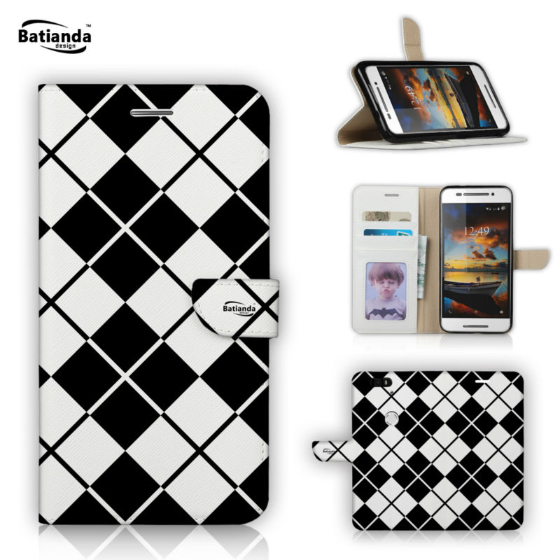 font b Tartan b font Check Pattern Cases For Huawei Mate 8 6 inch Case