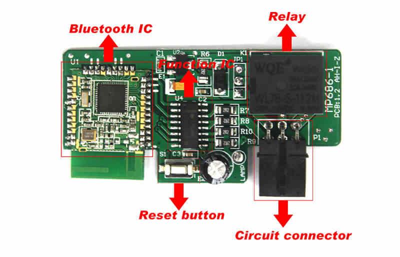 Entrada Keyless Sistema de Alarme de Carro com o aplicativo de telefone Estendendo A mão Para Desbloquear, Confortável de Travamento Central Para Nissan Armada MP686
