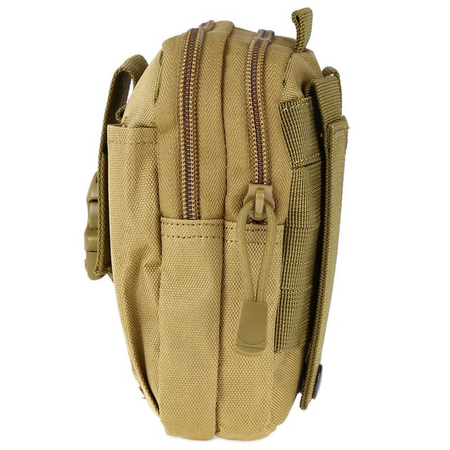 Tactical Molle Oxford Waist Belt Bags Wallet