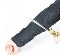 A Pair 36cm Cut Resistant Armband Proof Anti Abrasion Stab Anti Cut Wrist Anti Knife Anti