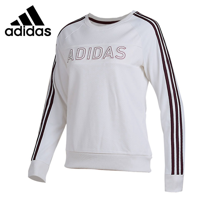 Original New Arrival  Adidas NEO Label  CS SWEATSHIRT Women's Pullover Jerseys Sportswear