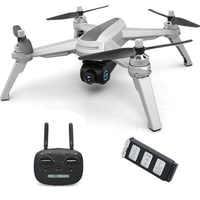 Nouveau Drone avec caméra 1080P 5G WiFi FPV GPS positionnement Altitude maintien hélicoptères RC suivre moteur sans brosse rc quadrirotor jouets