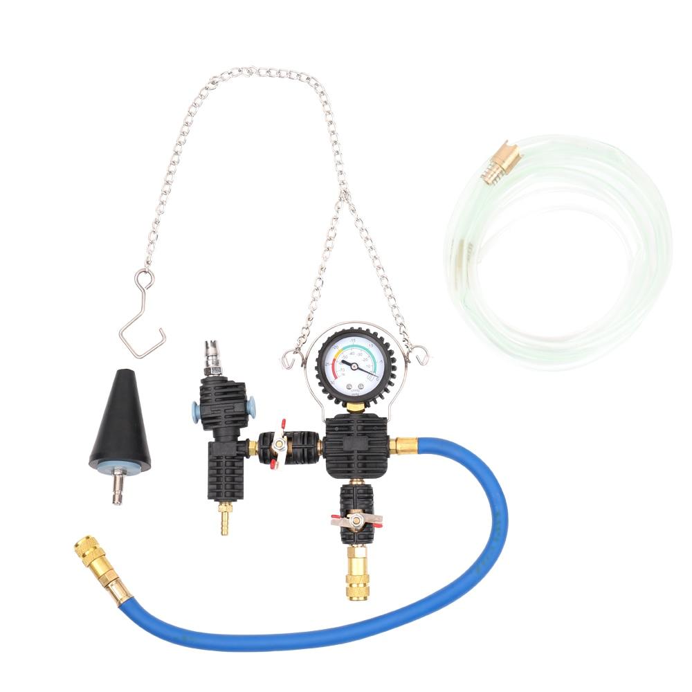 Car Special Tools Auto Car Radiator Cooling Antifreeze Replacement Tool Kit Vacuum Pump Coolant System Antifreeze Injector