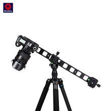 """Manbily PU 480 kamera slayt uzatmak hızlı montaj plakası 1/4 """"evrensel Tripod hızlı bırakma plakası mini slayt DSLR kamera"""