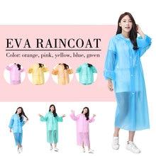 Adult Raincoat Rain Coat Hood Accessories Cover Unisex Emergency