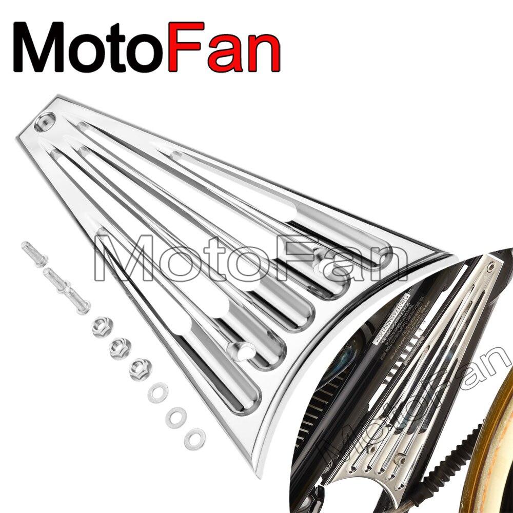 Cromo motocicleta Marcos Grill radiador cubierta personalizado para ...