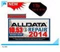 Бесплатная доставка ВСЕ ДАННЫЕ 10.53 alldata и митчелл 2015 Митчелл тяжелый грузовик Vivie семинар 47in1 1 ТБ новый HDD Ремонт Автомобилей программное обеспечение