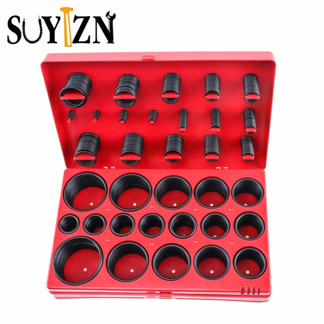 419Pc Rubber Washer Kit 32 Sizes O Ring Auto Doorvoer Rubber Washer ...