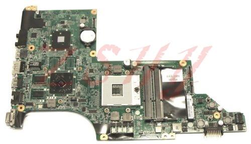 Pour hp pavillon DV7T DV7-4000 ordinateur portable carte mère hm55 ATI HD5470512 ddr3 609787-001 livraison gratuite 100% test ok
