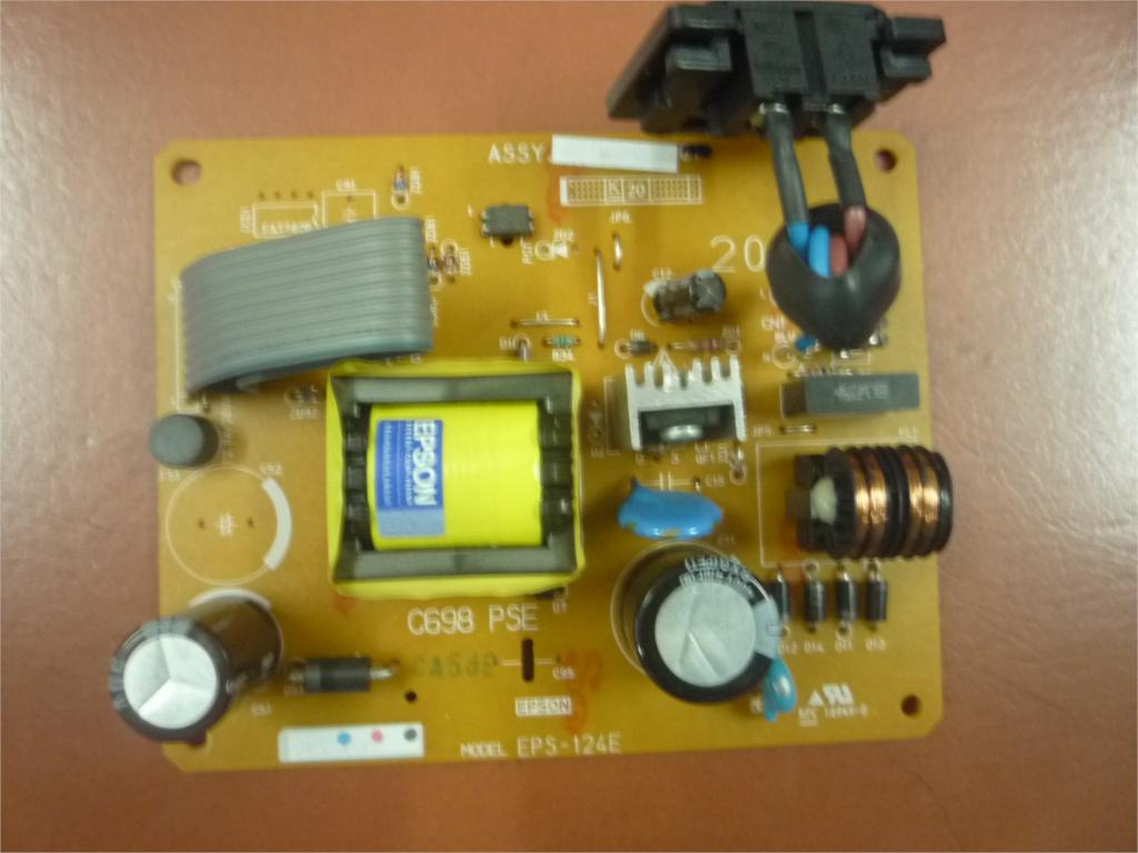 New and original POWER BOARD FOR EPSON R1900 R2880 ME1100 POWER SUPPLY ASSY BOARD ASSY POWER BOARD new original power ac1207