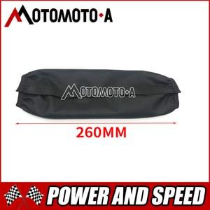 Image 4 - 26Cm 34Cm Motorfiets Achter Vork Schokdemper Cover Protector Guard Suspension Cover Wrap Set Voor Dirt Bike Pit pro
