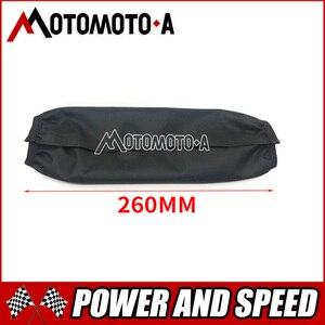Image 4 - Housse de protection pour fourche arrière de moto 26cm 34cm, protection de Suspension pour Dirt Bike Pit Pro