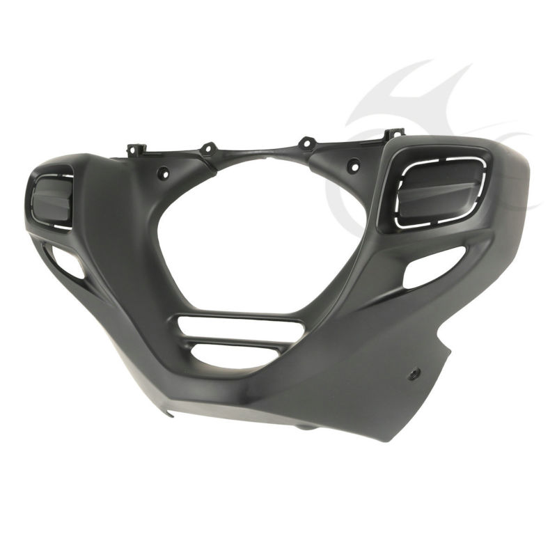 Black Front Lower Engine Cowl Cover For Honda Goldwing GL1800 F6B 12 13 14 15 Motorcycle cnc aluminum 7 colors engine oil cap fuel tank cove m20 2 5 for honda dio honda fit honda goldwing honda goldwing gl1800