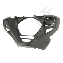 Black Front Lower Engine Cowl Cover For Honda Goldwing GL1800 F6B 12 13 14 15 Motorcycle